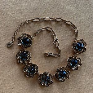 Tory Burch Cluster Necklace